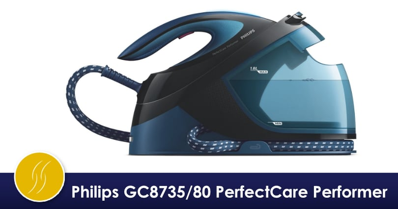 Philips gc8735 80 perfectcare performer test avis centrale vapeur - Philips gc9620 20 centrale vapeur perfectcare elite ...