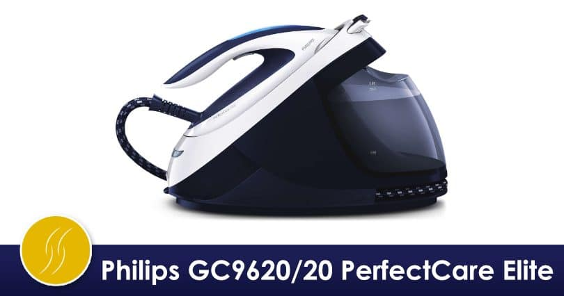 Philips gc9620 20 perfectcare elite test avis centrale vapeur - Centrale vapeur philips gc9620 20 ...