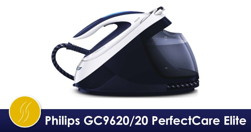 Philips gc9620 20 perfectcare elite test avis - Philips gc9620 20 centrale vapeur perfectcare elite ...