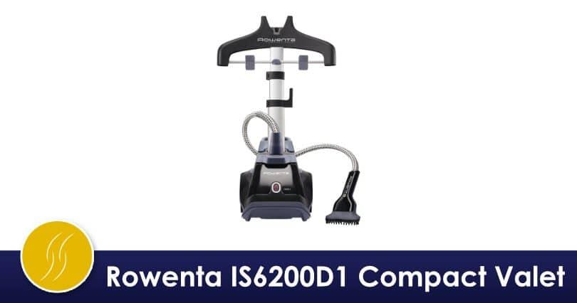 J'ai testé le défroisseur Rowenta IS6200D1 compact valet