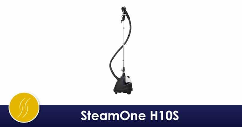 Découvrez le plus puissant défroisseur disponible: le SteamOneH10S