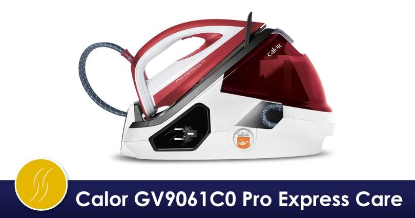 Calor gv9061c0 pro express care test avis centrale - Centrale vapeur philips gc9620 ...