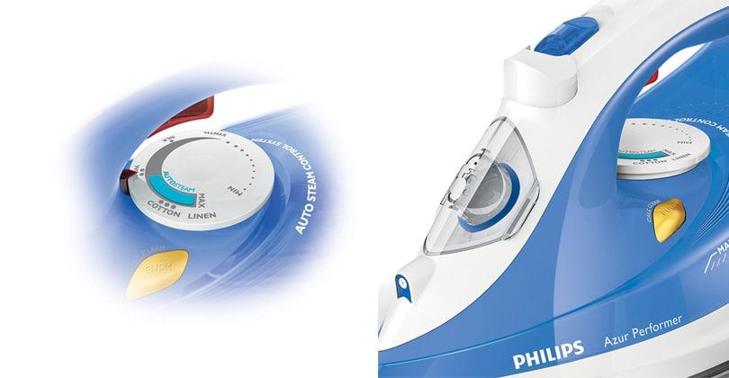 Philips GC3810/20 Azur Performer – fer à repasser économique / écologique