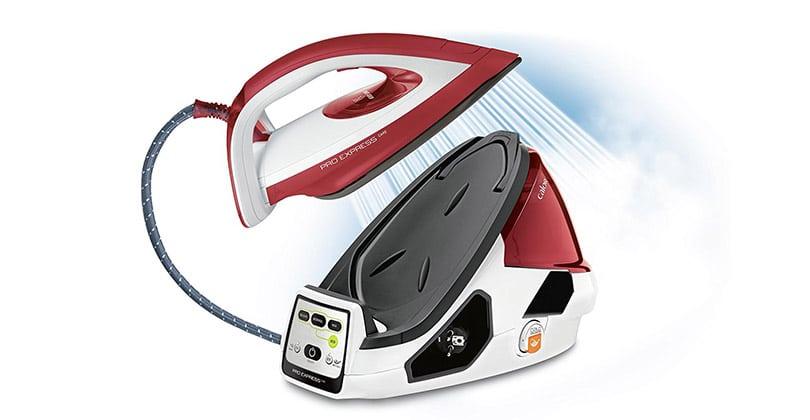 Calor GV9061C0 Pro Express Care, design soigné et dynamique