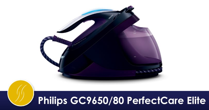 Philips gc9650 80 perfectcare elite test avis centrale vapeur silencieuse - Philips gc9620 20 centrale vapeur perfectcare elite ...