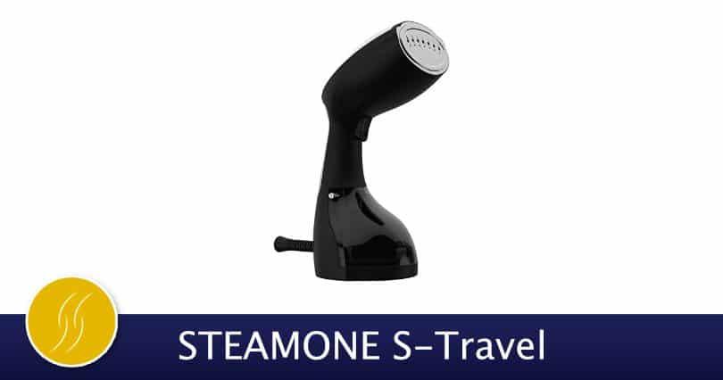 SteamOne S-Travel, élégant défroisseur de voyage