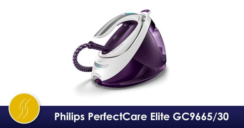 Philips PerfectCare Elite GC9665/30 – intelligente et rapide