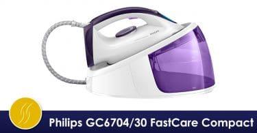 centrale vapeur philips gc6704/30 fastcare compact avis