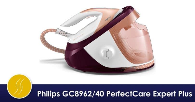 philips gc8962/40 centrale vapeur perfectcare expert plus 7,5 bar effet pressing jusqu'à 520g avis