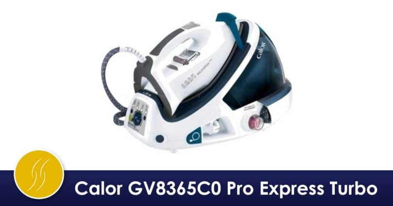 Calor GV8365C0 Pro Express Turbo avis