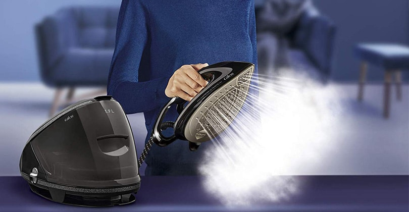 CalorGV9610C0 Pro Express Ultimate Pure, très grande puissance pour le repassage
