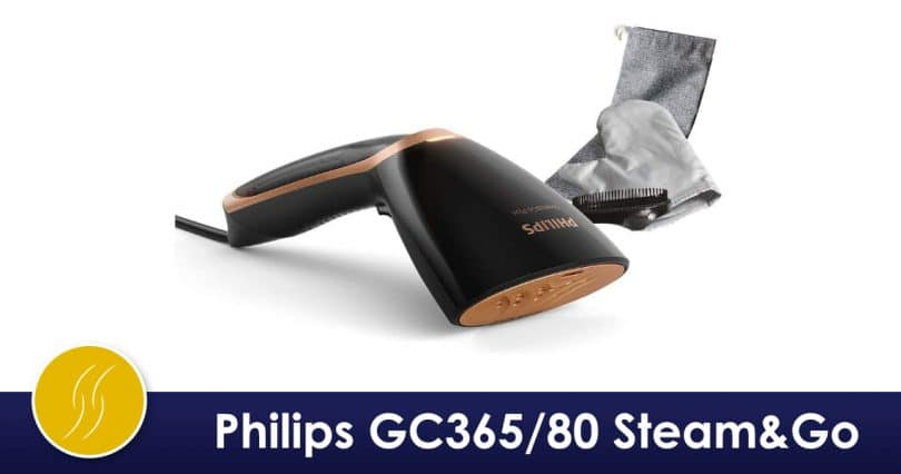 philips gc365/80 steam&go avis