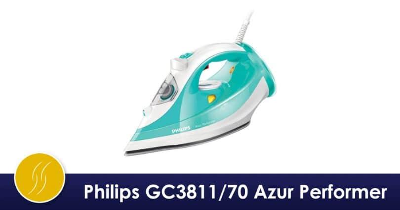 philips gc3811/70 azur performer avis